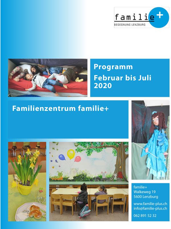 Halbjahresprogramm